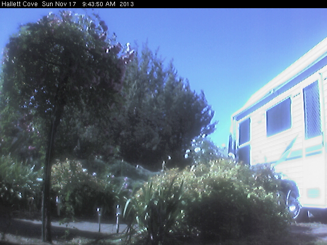 Adelaide webcam - Hallett Cove webcam, South Australia, South Australia